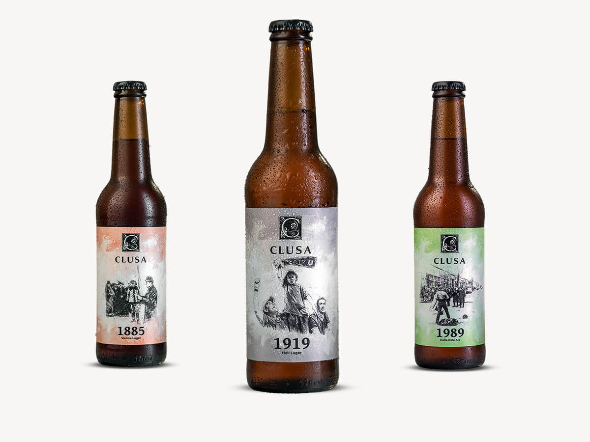 CLUSA 1919 Hell Lager