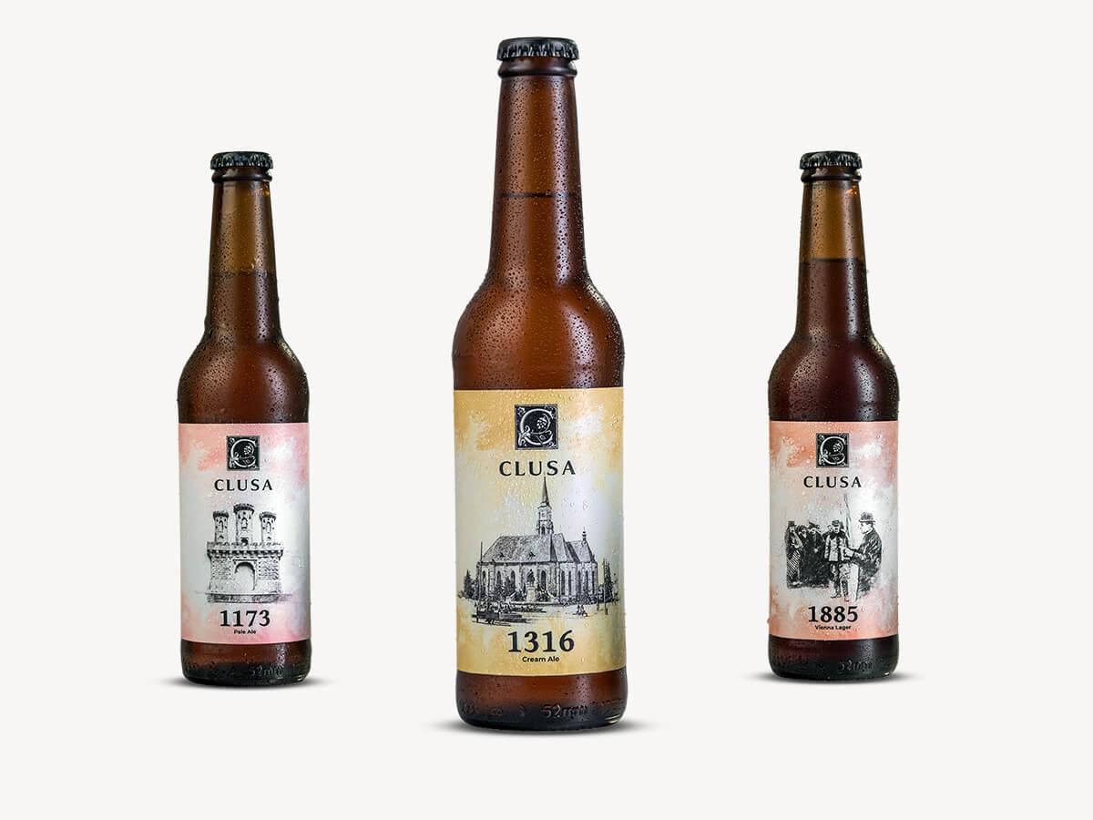 CLUSA 1316 Cream Ale